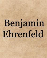 Benjamin Ehrenfeld