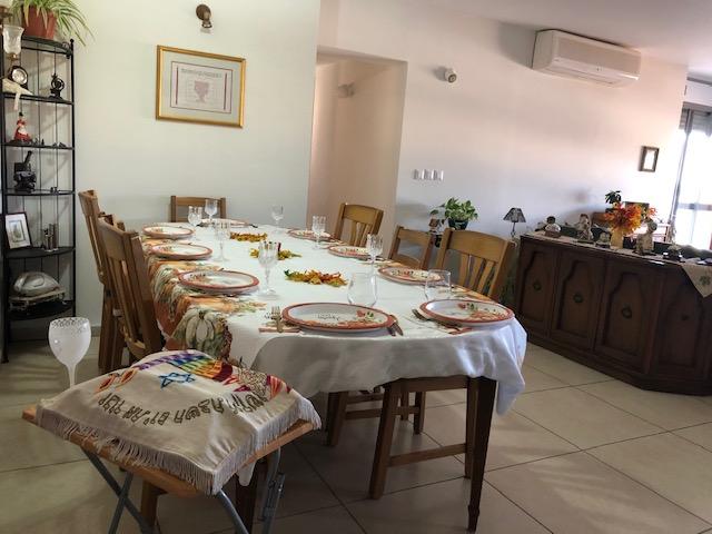 Thanksgiving in Israel