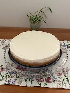 Extravagant Shavuot Cheesecake