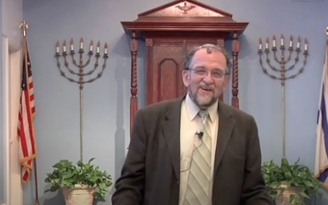 The New Messianic Jewish Agenda